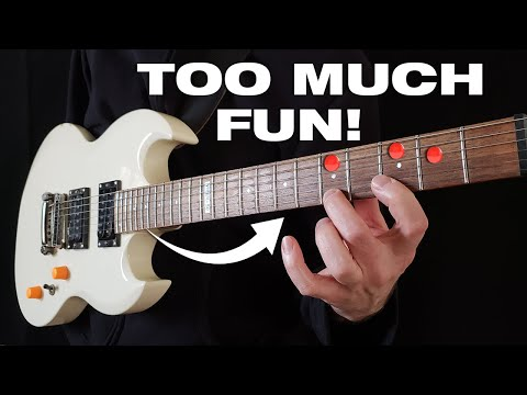 You'll Play This Lick - All Day Long  (Too Much FUN!)