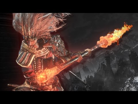 Dark Souls 3: Spear City