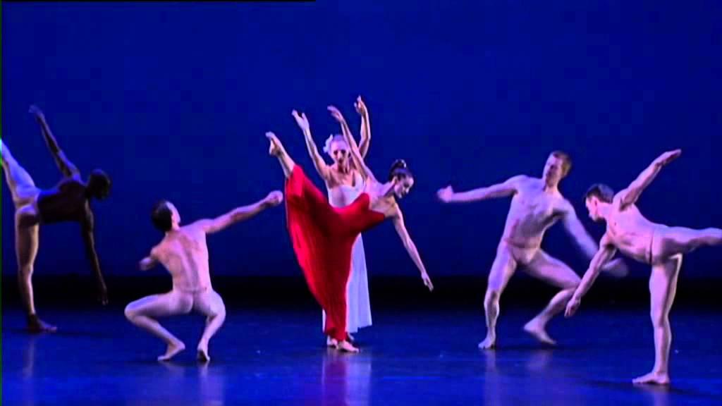 MARTHA GRAHAM DANCE COMPANY (Liceu 2010-11)