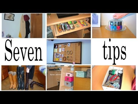 easy-room-decor-❤-how-to-organize-your-room-in-7-tips!