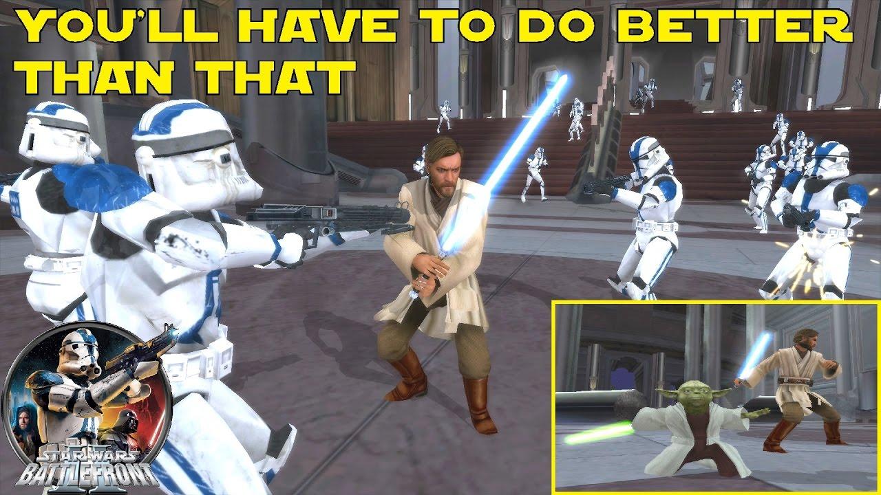 Star wars battlefront 2 mods