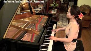 @BrianMcFadden - Mistakes ft. Delta Goodrem ♡ @Pianistmiri ♧ Official Music Video Piano Cover