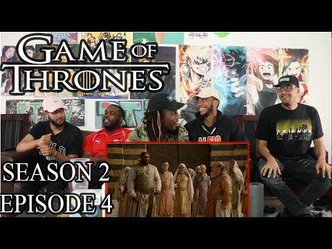 Game Of Thrones Season 2 Episode 4 Reaction/Review