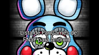 Downloads de jogos e Fan Games de FNaF para Android #11