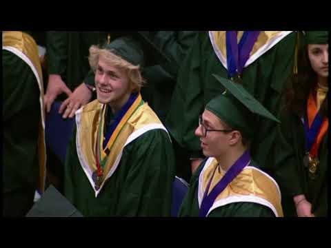 Kennedy High School Graduation -  2019