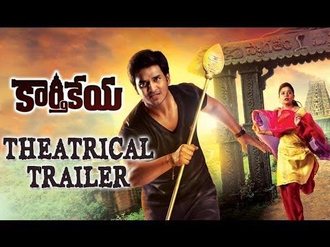 Karthikeya ᴴᴰ Official Theatrical Trailer - Nikhil Siddharth, Swathi, Tanikella Bharani