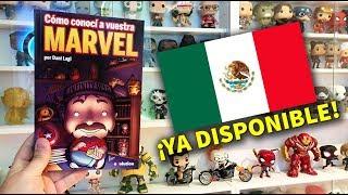 ¡Por fin sale 'CÓMO CONOCÍ A VUESTRA MARVEL' en MÉXICO!