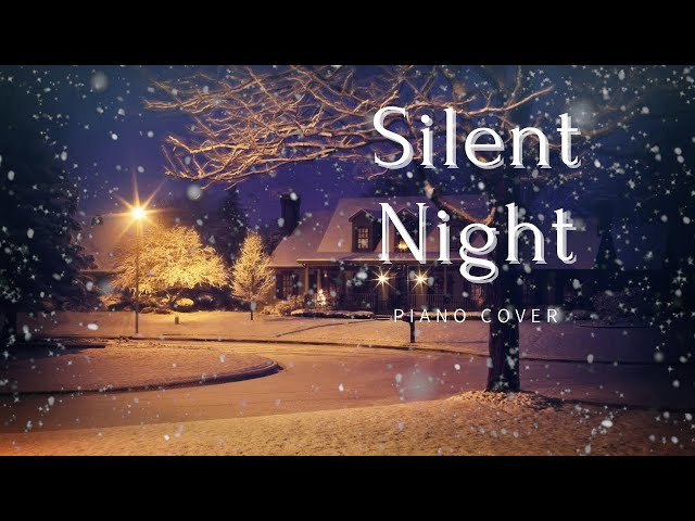 Silent Night - Piano Cover - F.Gruber