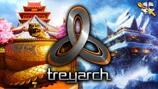 Top 10 BEST Treyarch DLC Maps of ALL TIME!