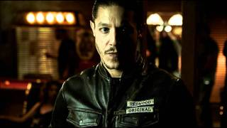 Metallica - Turn the page ( Sons of Anarchy ) HD