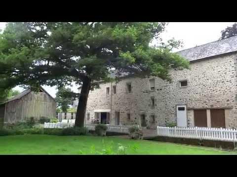 Moulin de Gratte-Sac - Gites de France - Voutré - Mayenne