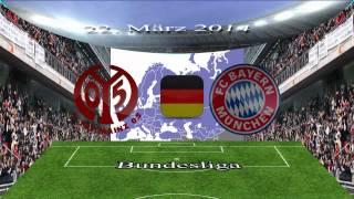 Fsv Mainz 05 V Fc Bayern Munchen, Bundesliga