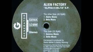 Alien Factory - Beta Music