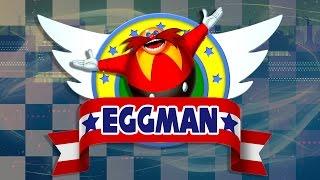 Dr. Eggman in Sonic the Hedgehog - Walkthrough