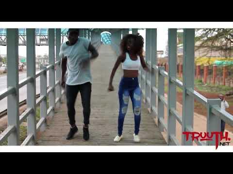 Naiboi I Wanna Be ft DJ Creme Dela Creme (by danchoreographer and oliviatush)