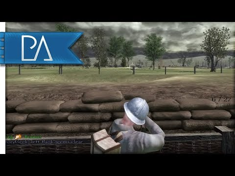 BLOODY TRENCH WARFARE - Iron Europe Mod - Mount & Blade: Warband Event