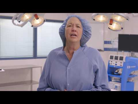 Indigo-Clean™ Operating Room Lights at Holy Family Memorial