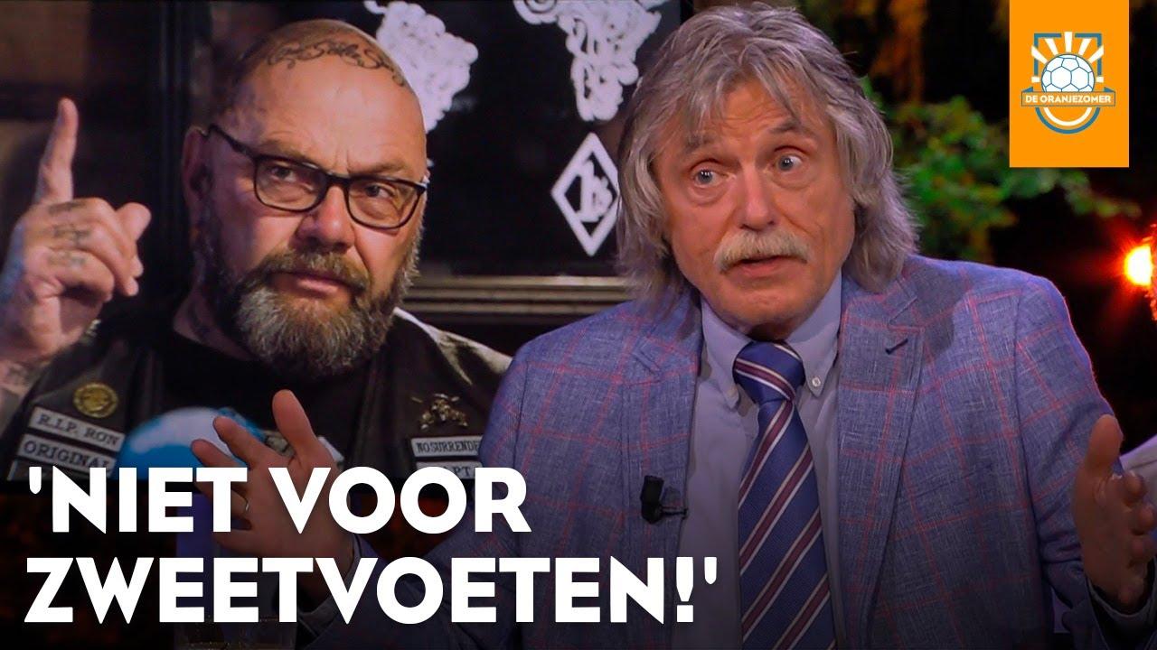 Download Waarom zit Henk Kuipers achter de tralies? 'Niet voor zweetvoeten!'   DE ORANJEZOMER