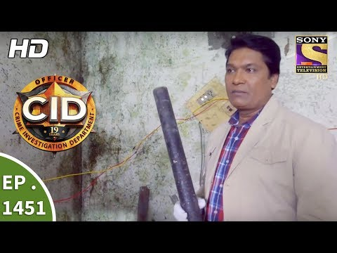 CID – सी आई डी – Ep 1451 – Death In An Abandoned Building  – 12th August, 2017