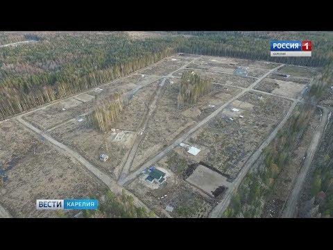 Жители нового микрорайона Петрозаводска рискуют остаться без земельных участков