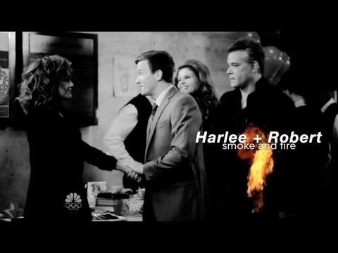 Harlee Santos  Robert Stahl • Smoke And Fire 1x08