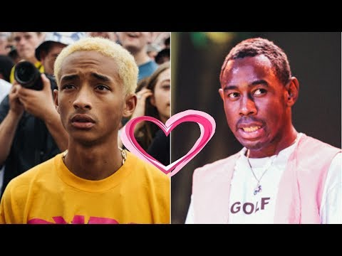 Shay Diddy - Jaden Smith Announces ON Stage That Tyler The Creator Is His Boyfriend!