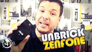 Loop infinito Zenfone 5 (Como resolver) Português