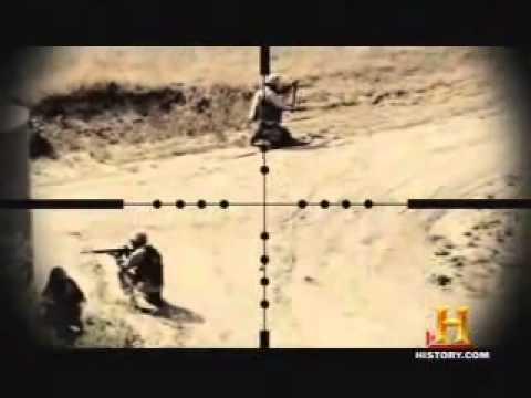 Sniper Kill Shot !! Barret M107