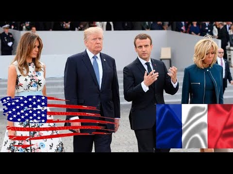 MACRON-TRUMP SUMMIT CARRIES RISKS FOR FRANCE AND THE U.S. || World News Radio
