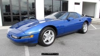 1994 Chevrolet Corvette ZR-1 Start Up, Exhaust, and In Depth Review