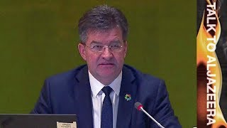 Talk to Al Jazeera: UN General Assembly President Miroslav Lajcak