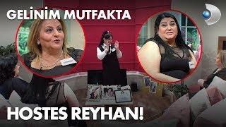 Hostes Reyhan! Gelinim Mutfakta 220. Bölüm
