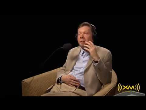 The Best Eckhart Tolle Talk (1 hr 30 min) Power of Now, A New Earth (also see Abraham-Hicks)