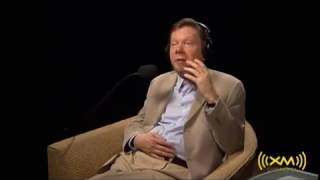 "The Best Eckhart Tolle Talk (1 hr 30 min) Power of Now, A New Earth (Pls Watch ""Dr SHIVA Ayyadurai )"