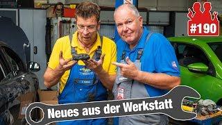 Neues VW-AGR-Ventil, alte Fehler! Muss die verkokte Ansaugbrücke neu? | Golf mit Batterie-Problemen