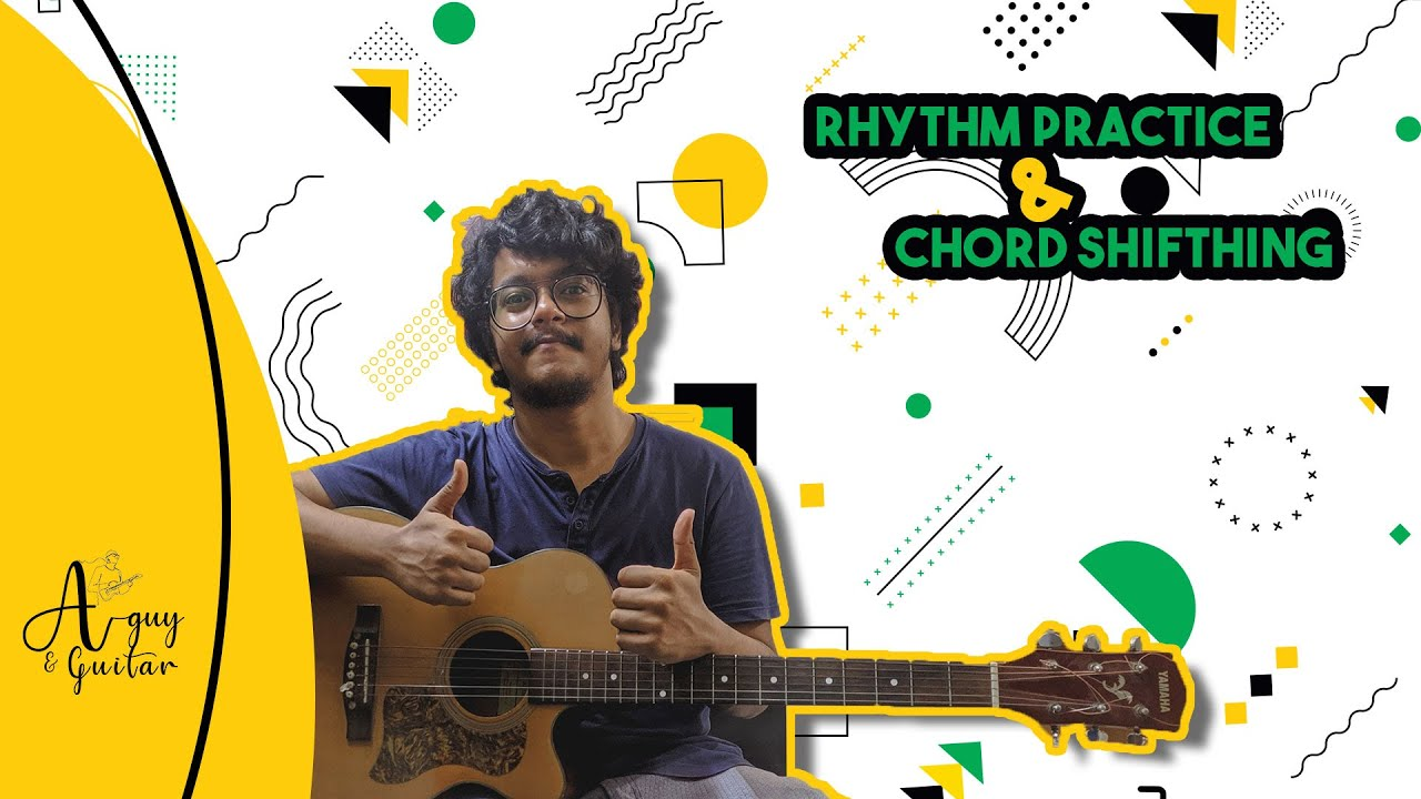 Strings EP02 | Rhythm Practice & Chord Shifting (Beginner Lesson 02)