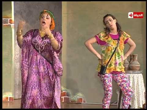 تياترو مصر حلقة الجمعة 13 11 2015 مسرحية لما روحى طلعت