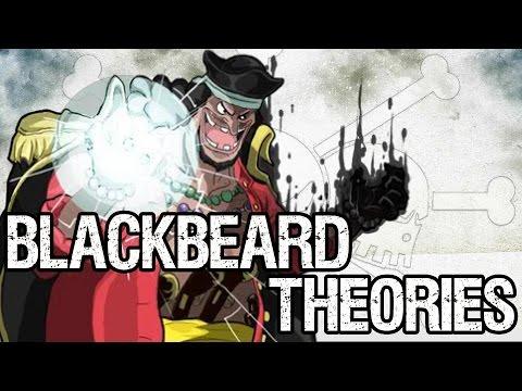 Blackbeard - Multiple Devil Fruits Theories