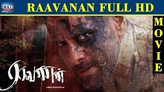 Raavanan Full Movie HD   Vikram   PrithviRaj   Aishwarya Rai   Prabhu   Tamil Movie HD   Raj Movies