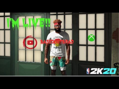 🔴 NBA 2K20 (XBOX) | 🔒 98 REBOUNDING WING | 69 PARK WIN% | COME THRU