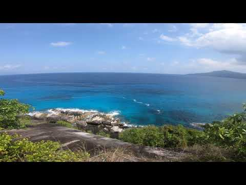 Bel Ombre View Point, Mahe, Seychelles