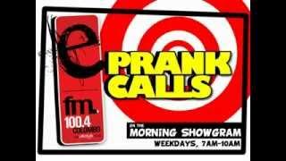 train the trainer e fm prank call