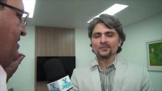 VALEIMAGEM - Dr. Holanda descreve a duplicação dos serviços na nova clinica
