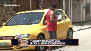 """Pegadinhas #8 - Flanelinha Folgado (João Kleber Show """"Rede TV"""" Toninho Tornado) HD"""