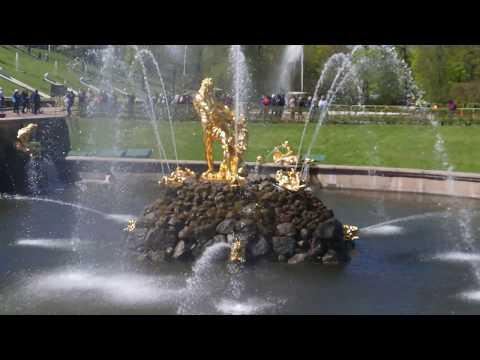 Peterhof Palace 4K Video