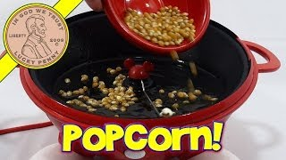 Disney Mickey Ears Popcorn Popper (Revisit) LPS-Dave Makes Bacon Flavored Popcorn!