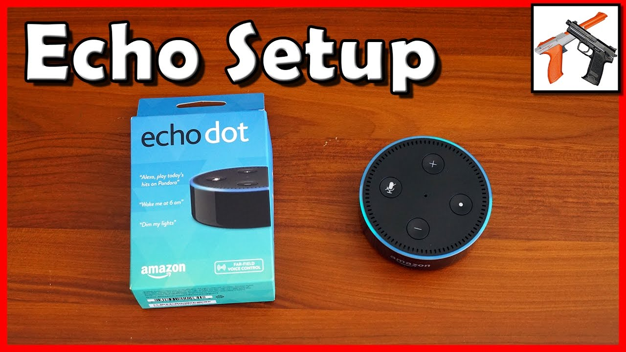 how to setup alexa echo dot full size echo amazon alexa. Black Bedroom Furniture Sets. Home Design Ideas