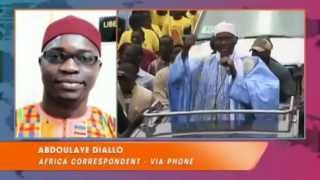 Ebru Today - Abdoulaye Diallo on the 2012 Senagalese Elections