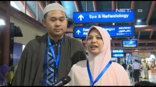 Entertainment News - Rachel Maryam dan suami berangkat haji