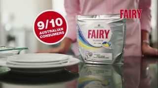 Fairy Platinum Dishwasher Tablets Thumbnail